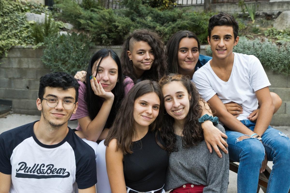 El jove grup.