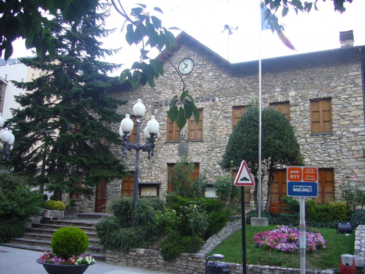 Andorra, Sergi Mas, Sant Julià, etnologia, museu etnològic, comú antic