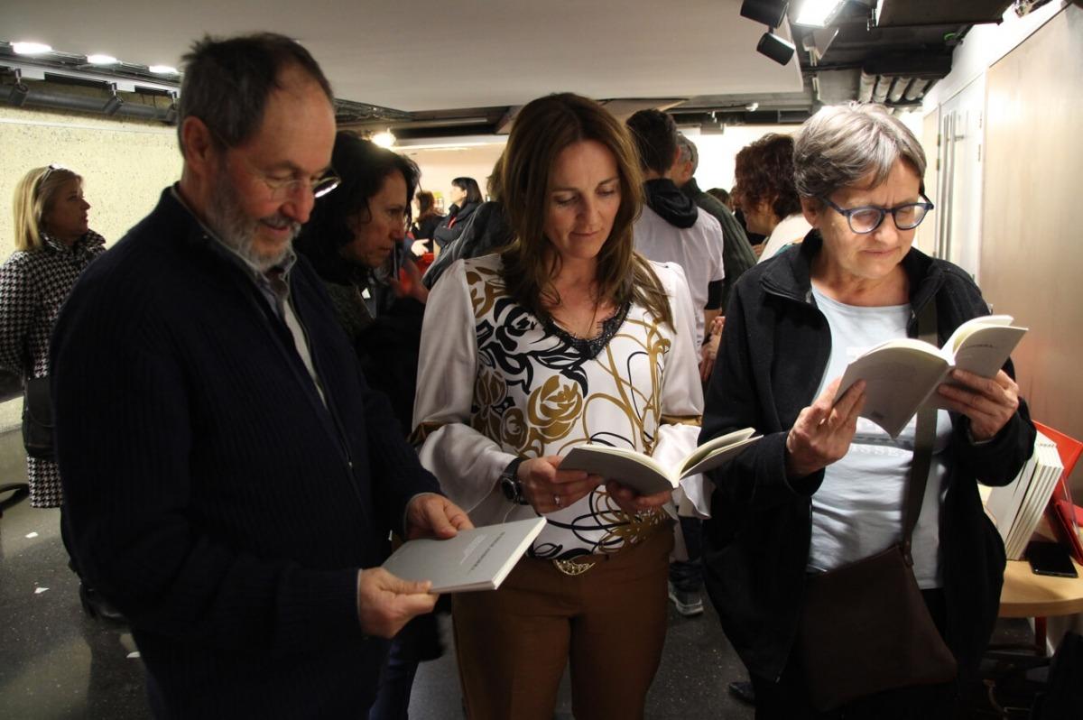 Vint anys del Martí i Pol en els 44 poemes de 'Si diem Andorra'