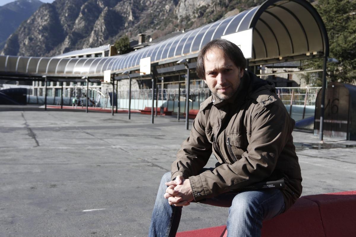 Andorra, Agustí Franch, passadors, Santi Trullenque, Enigma, pel·lícula, rodatge, Casamajor, Férriz, Aida Folch