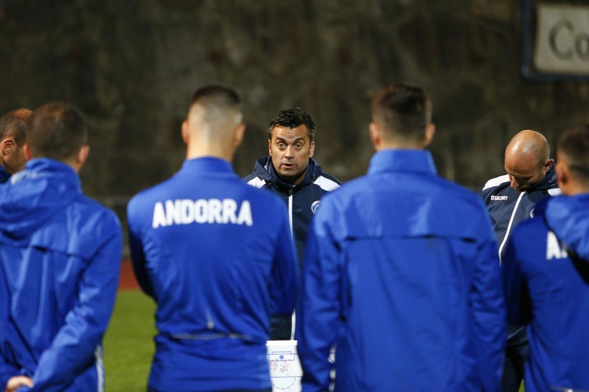 El seleccionador Koldo Álvarez De Eulate aspira a què els seus jugadors puguin continuar amb la ratxa de partits sense perdre.