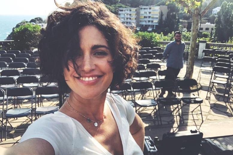 La cantant barcelonina presentarà el segon disc en solitari, 'Delicada' (2014).