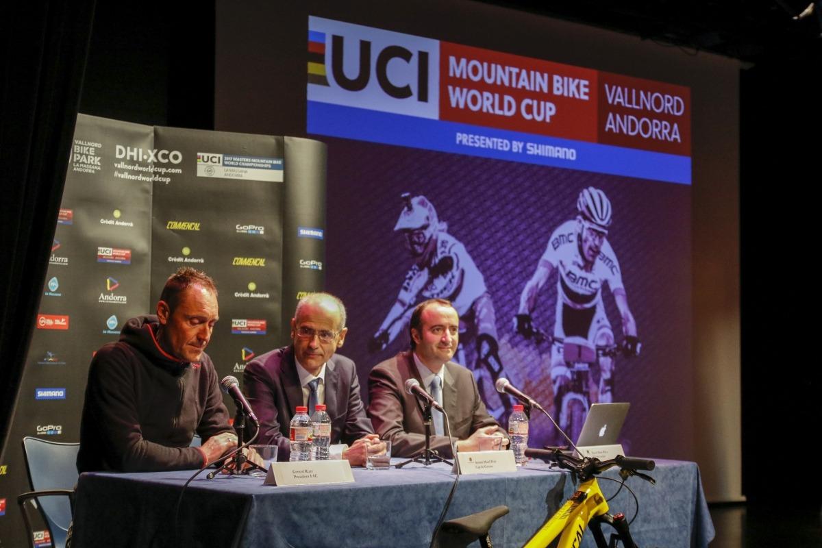 La Massana preveu acollir 50.000 visitants amb la Copa del Món de Mountain Bike i els Mundials Màsters