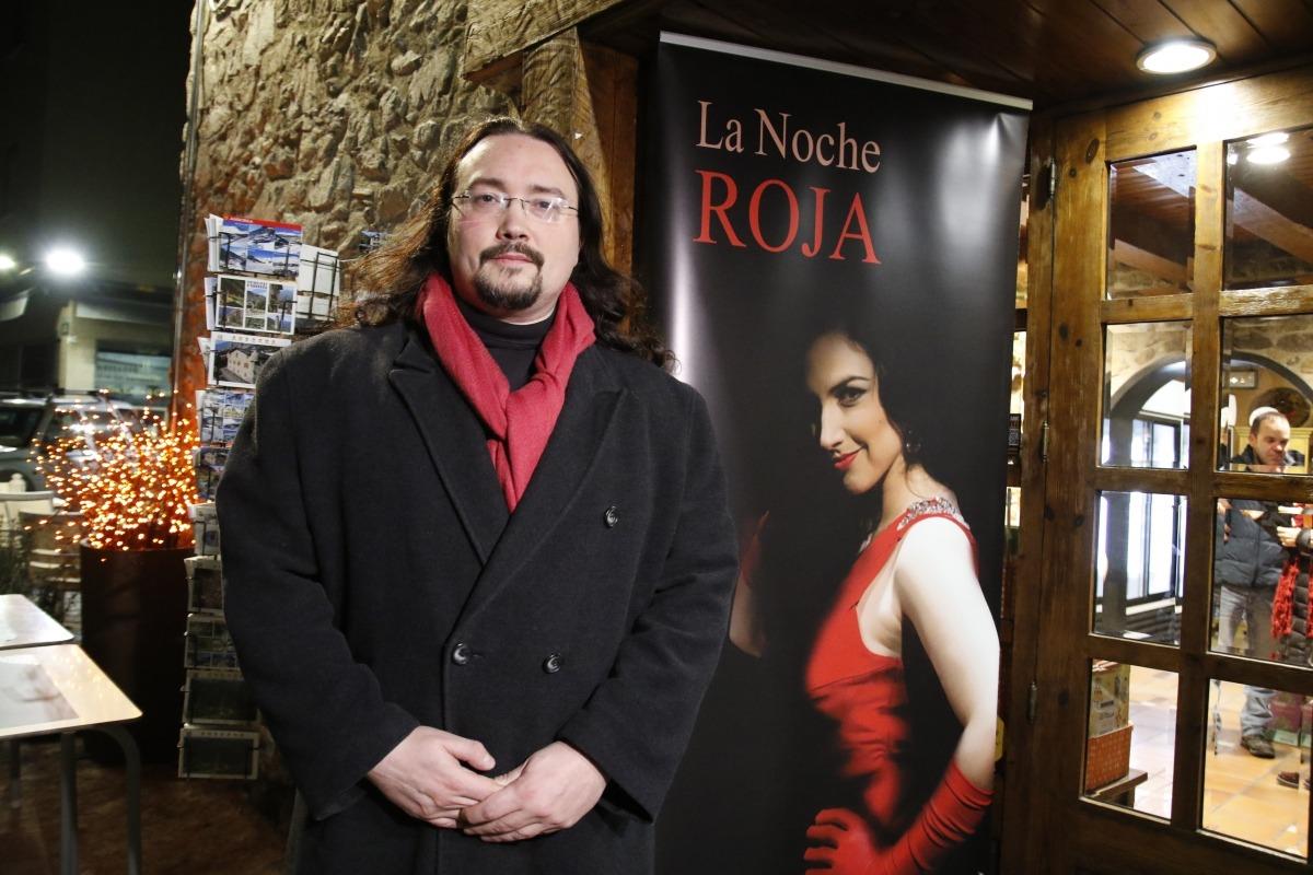 Andorra, La Puça. Arrabal, La noche roja, poesia, El final de todos los inviernos, Lydia Gregory
