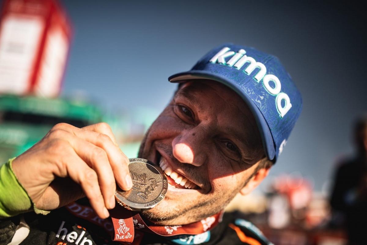 Albert Llovera treballa per buscar patrocinadors i tancar el pressupost per competir per segona temporada consecutiva al Dakar.