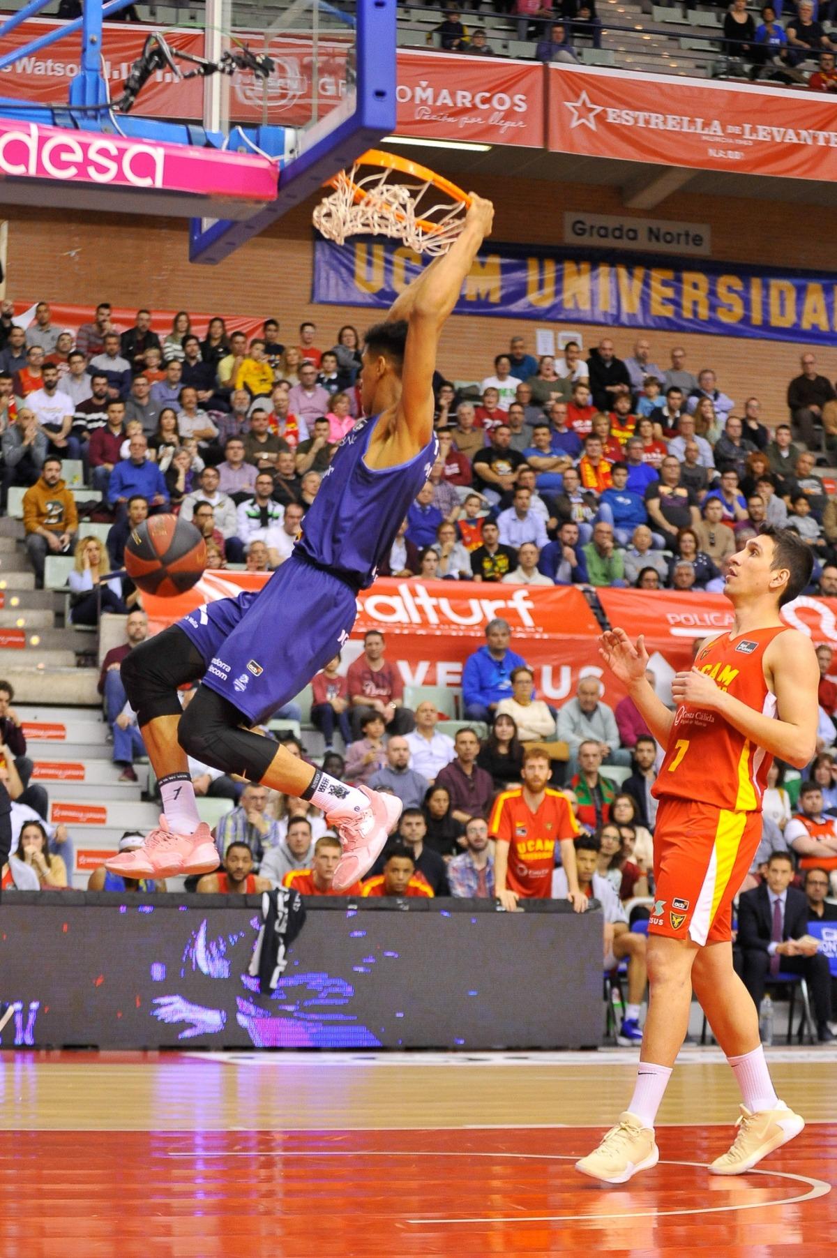 L'aler pivot dominicà i internacional amb Espanya, 'Tyson' Pérez, continuarà lligat al BC MoraBanc Andorra fins al 2023.