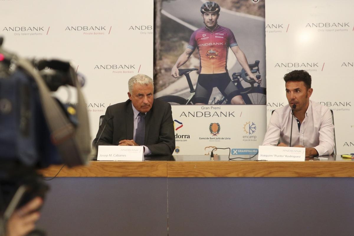 Joaquim 'Purito' Rodríguez va explicar els motius de la cancel·lació de La Purito 2020.