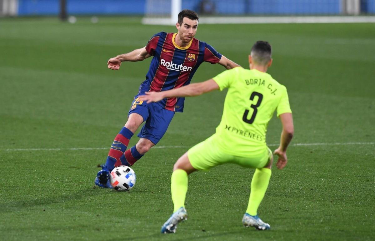 Roger Riera, exdefensa del Barça B. Foto: Twitter