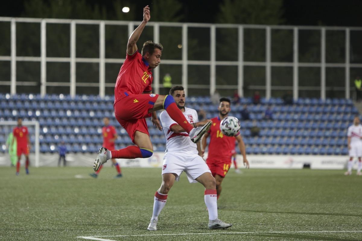 Víctor Bernat va entrar al minut 75, però no va poder gaudir de cap ocasió.Foto: Facundo Santana