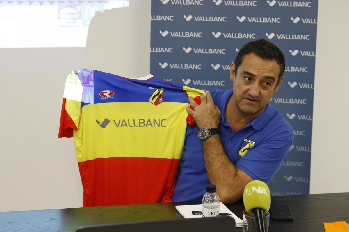 David Ferré no es presenta a la reelecció com a president de la Federació Andorrana de Rugbi i fa un pas al costat. Foto: BonDia