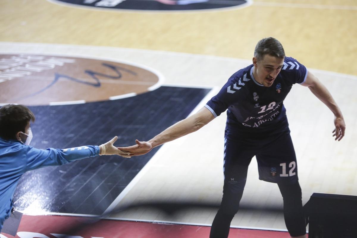 Tomasz Gielo ha enamorat tothom, i això que en principi només va venir per un mes. Foto: Facundo Santana