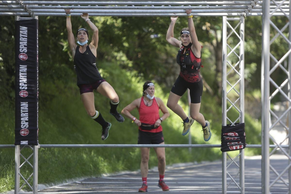 L'Spartan Race, tot un èxit. Foto: Facundo Santana