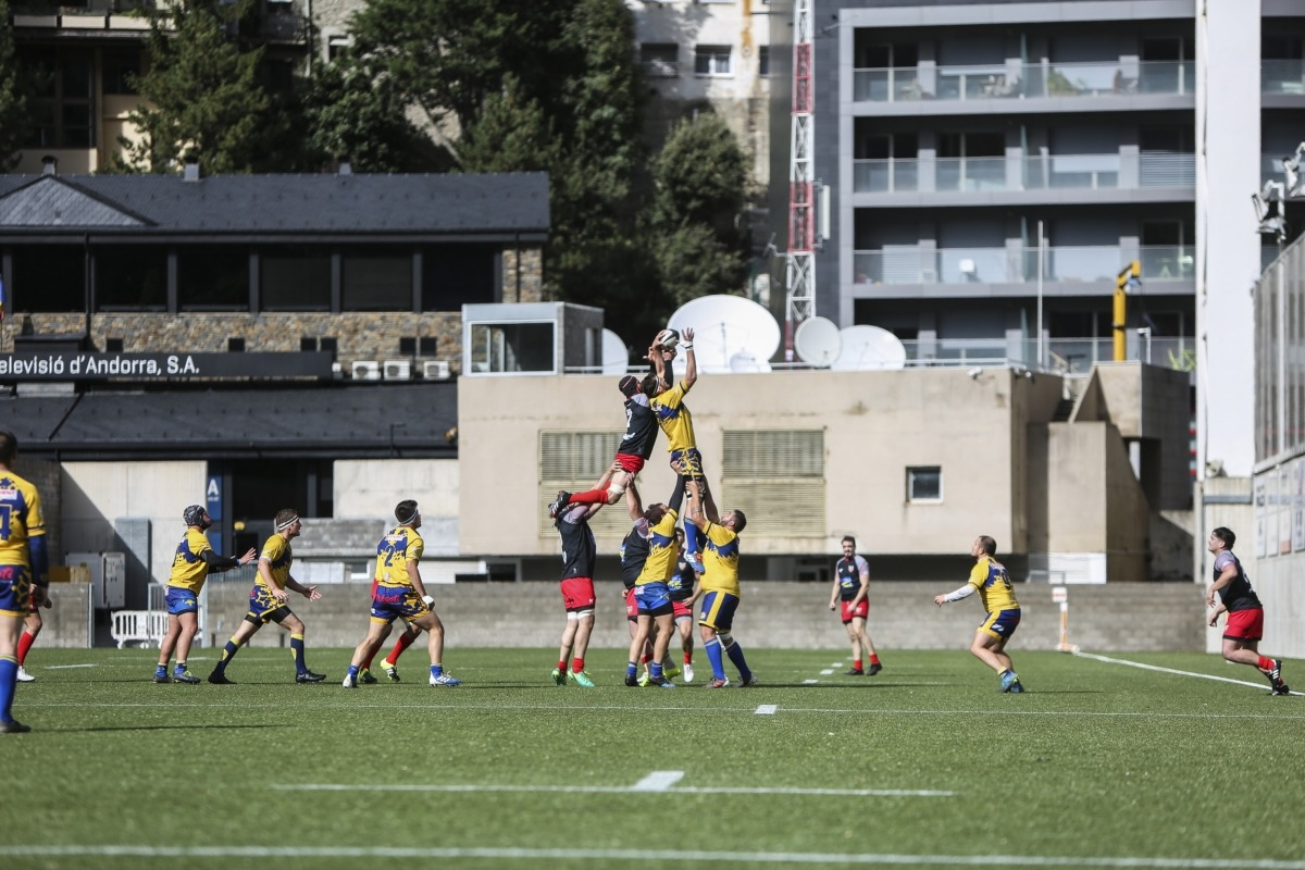 El nou projecte del VPC Andorra encara està fent els seus primers passos. Foto: Facundo Santana