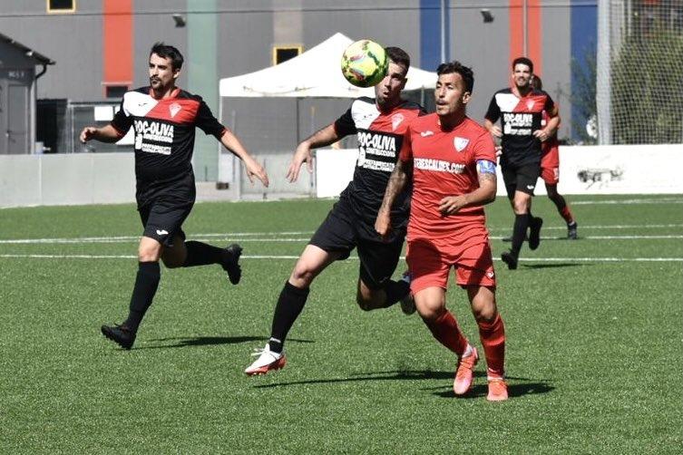 Genís Soldevila va fer un 'hat-trick'. Foto: Interescaldes.com