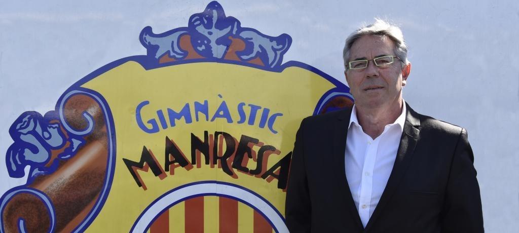 Dario Riera, president del Gimnàstic. Foto: Luis Moreno