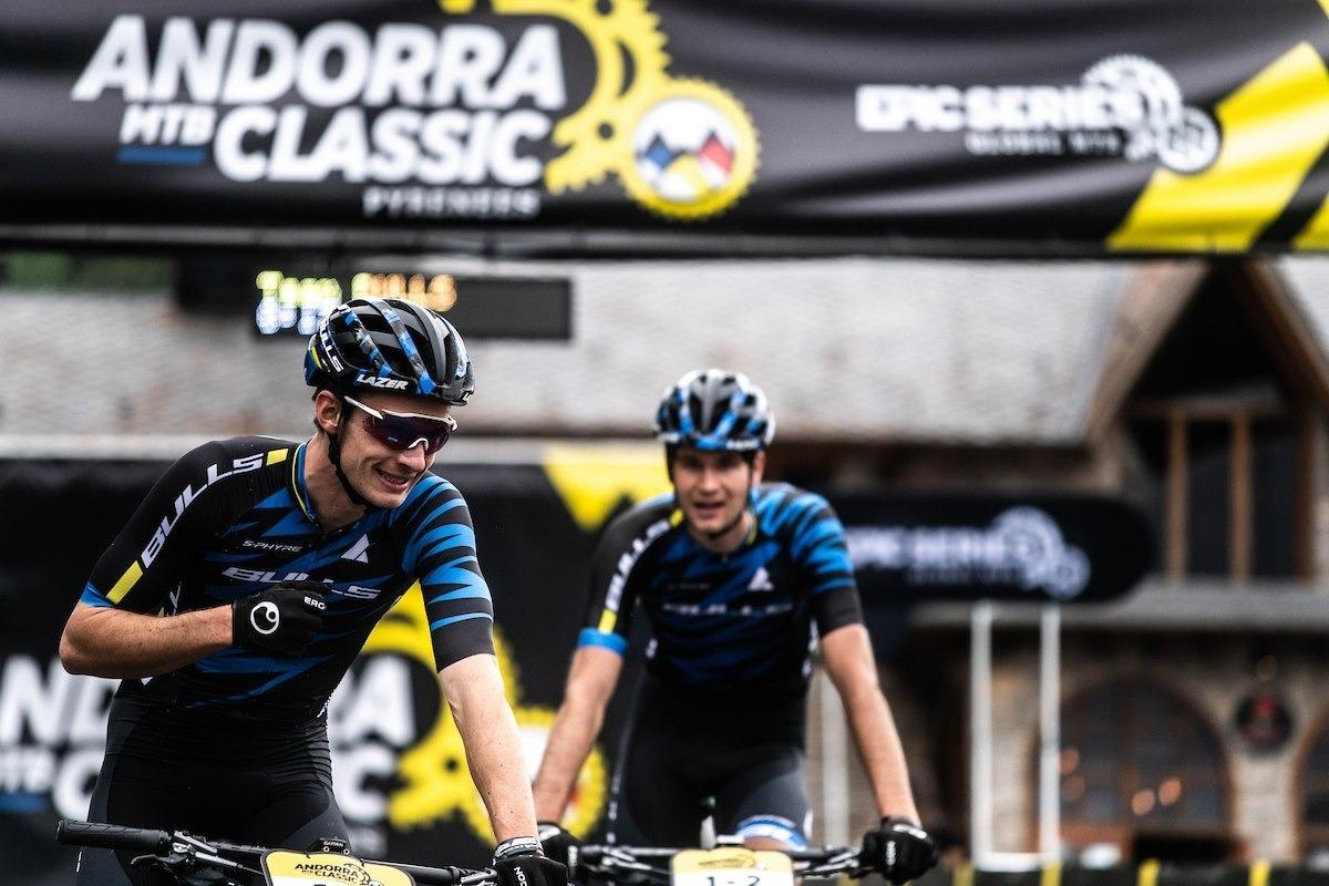 L'Andorra MTB Classic va començar ahir a La Massana. Foto: Oriol Batista