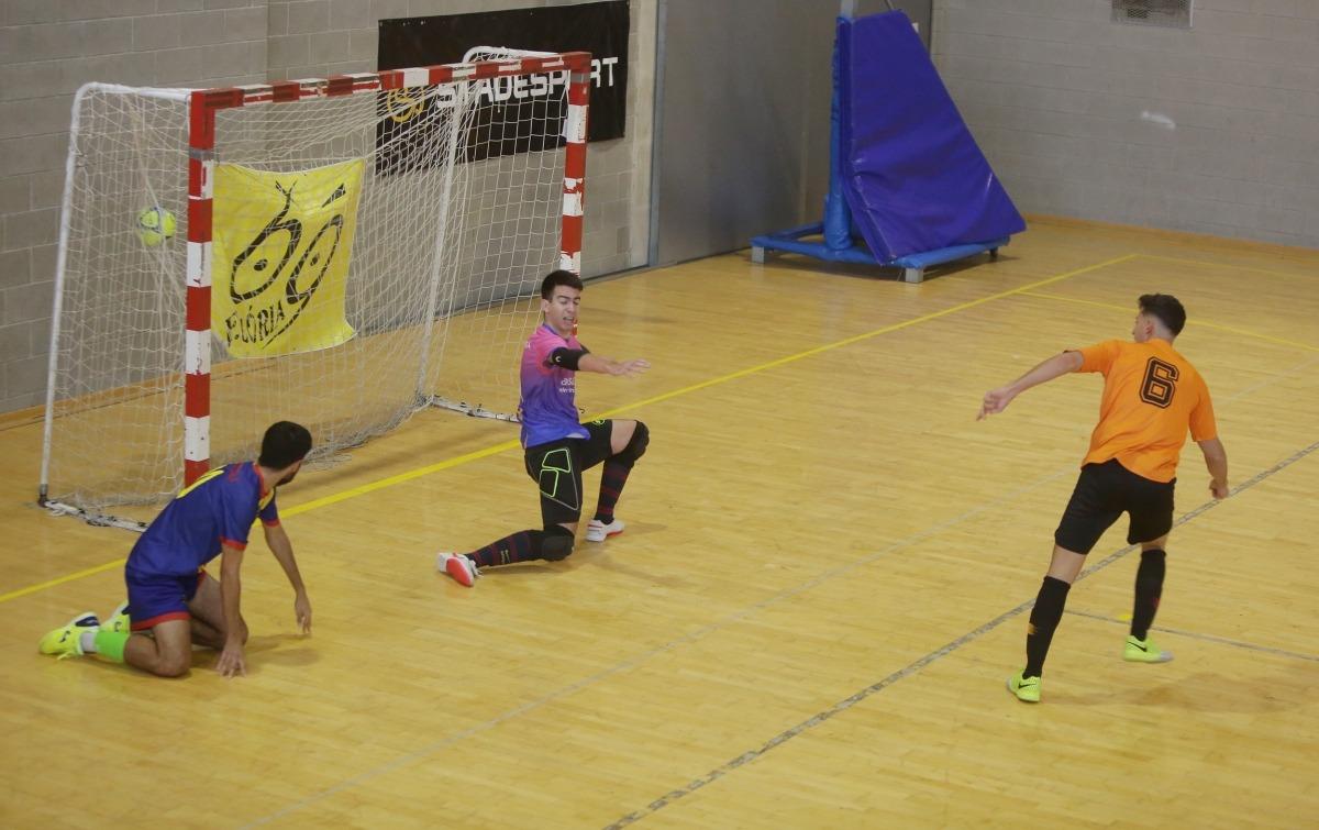 L'Alsako Club Atlètic Català es va convertir en el primer campió del Torneig Sant Corneli. Foto: Facundo Santana