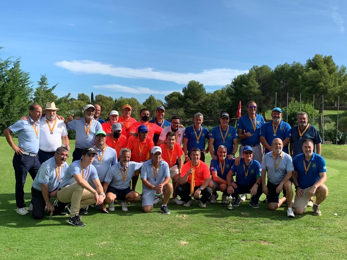 Andorra va assolir l'ascens a segona divisió. Foto: Andorra Pitch and Putt