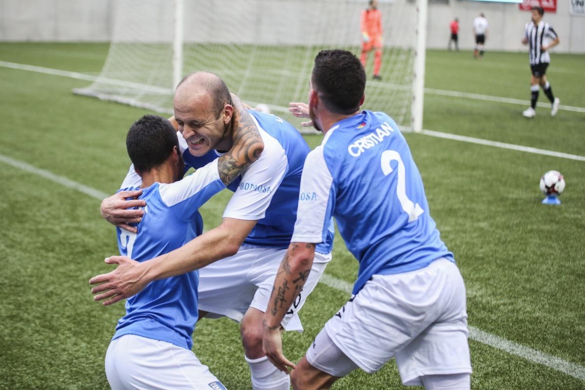 L'Inter Escaldes, el líder de primera.