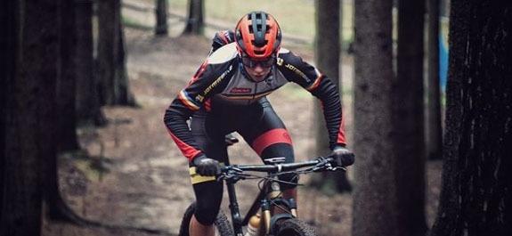 Kilian Folguera va competir a Novo Mesto. Foto: Instagram