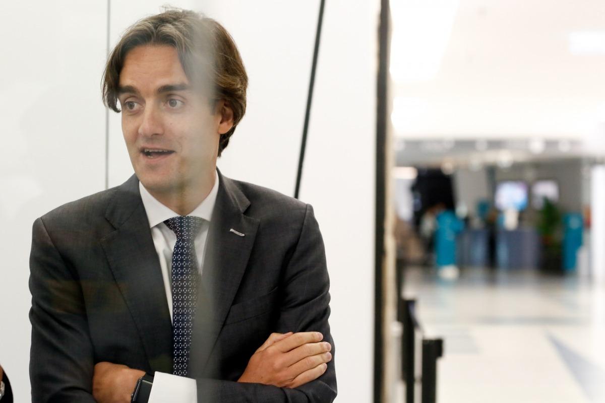 Josep Maria Missé es converteix en el nou president de la Federació d'Atletisme. Foto: SFGA
