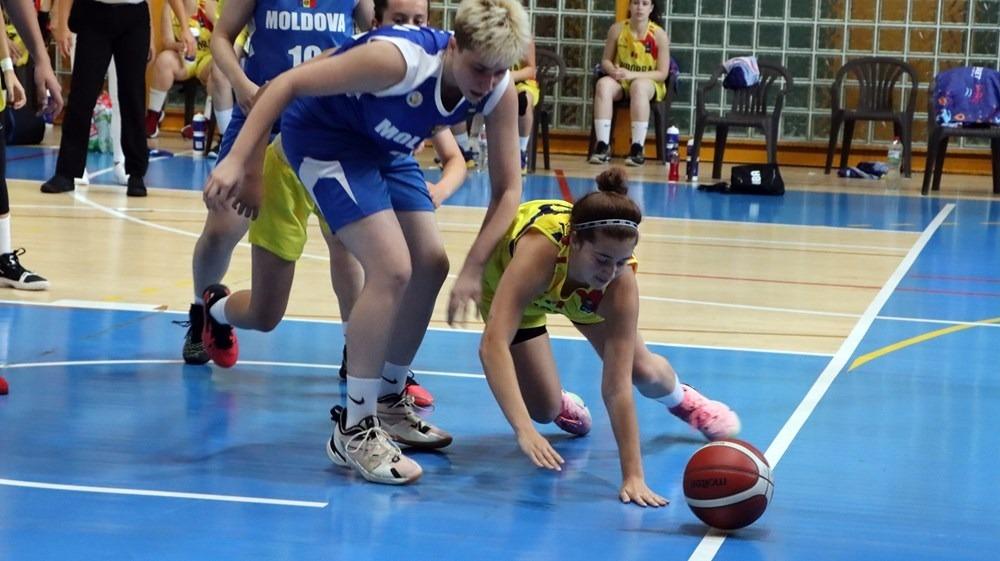 La U18 no va poder contra Moldàvia. Foto: FIBAEUROPE.COM
