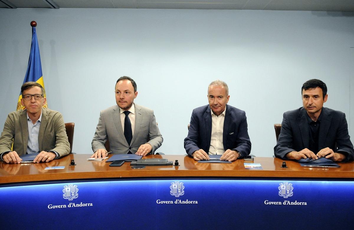 Espot va signar ahir tres nous acords per a la xarxa d'empreses inclusives.