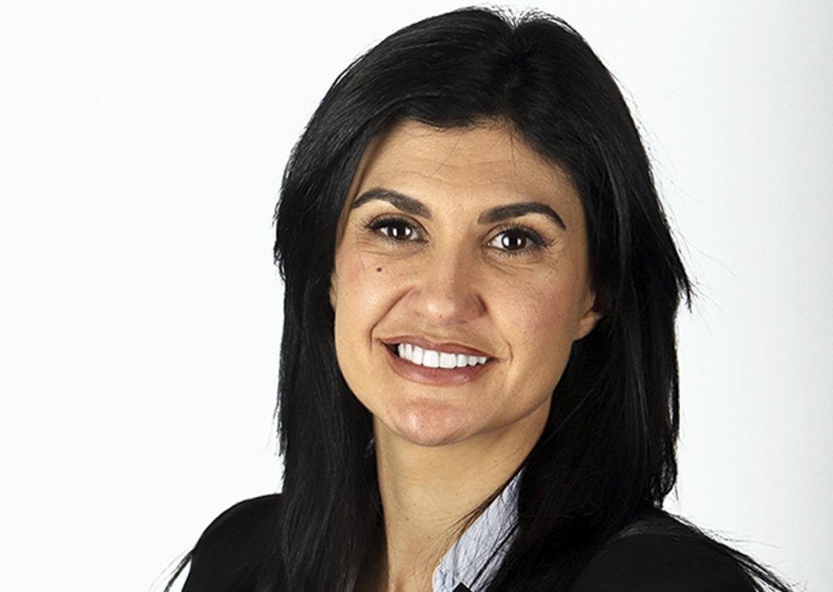La consellera general del Terceravia+UL, Carine Montaner.