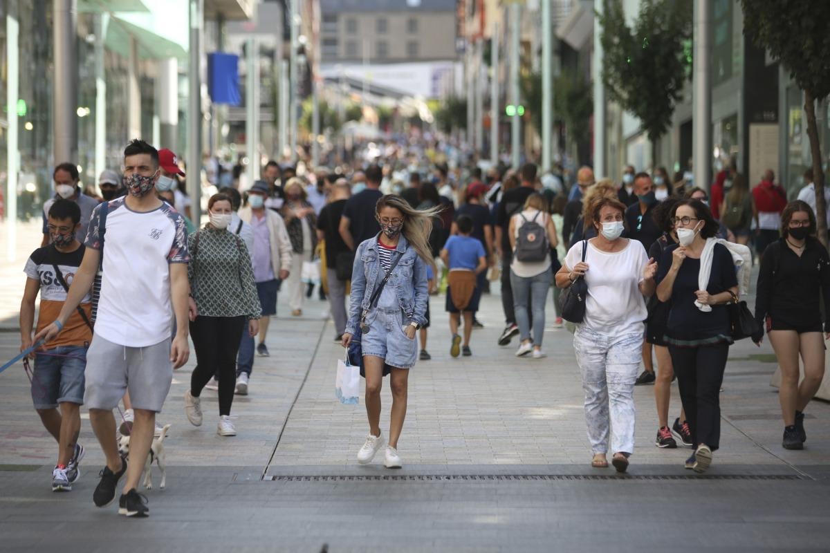 L'afluència de turistes va ser més elevada del que inicialment es temia.