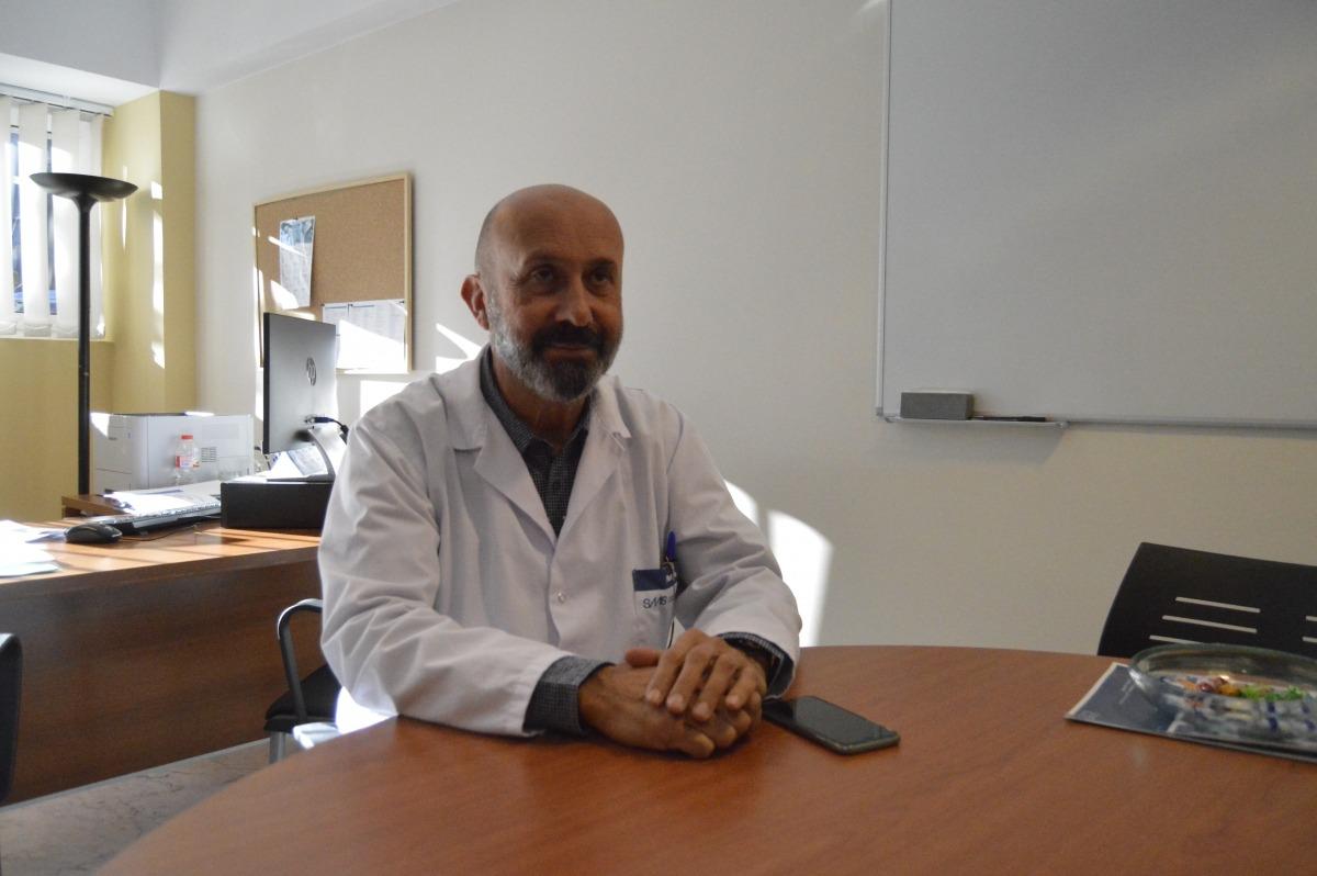 """El SAAS treballa amb l'objectiu d'una """"hospitalització a domicili"""""""