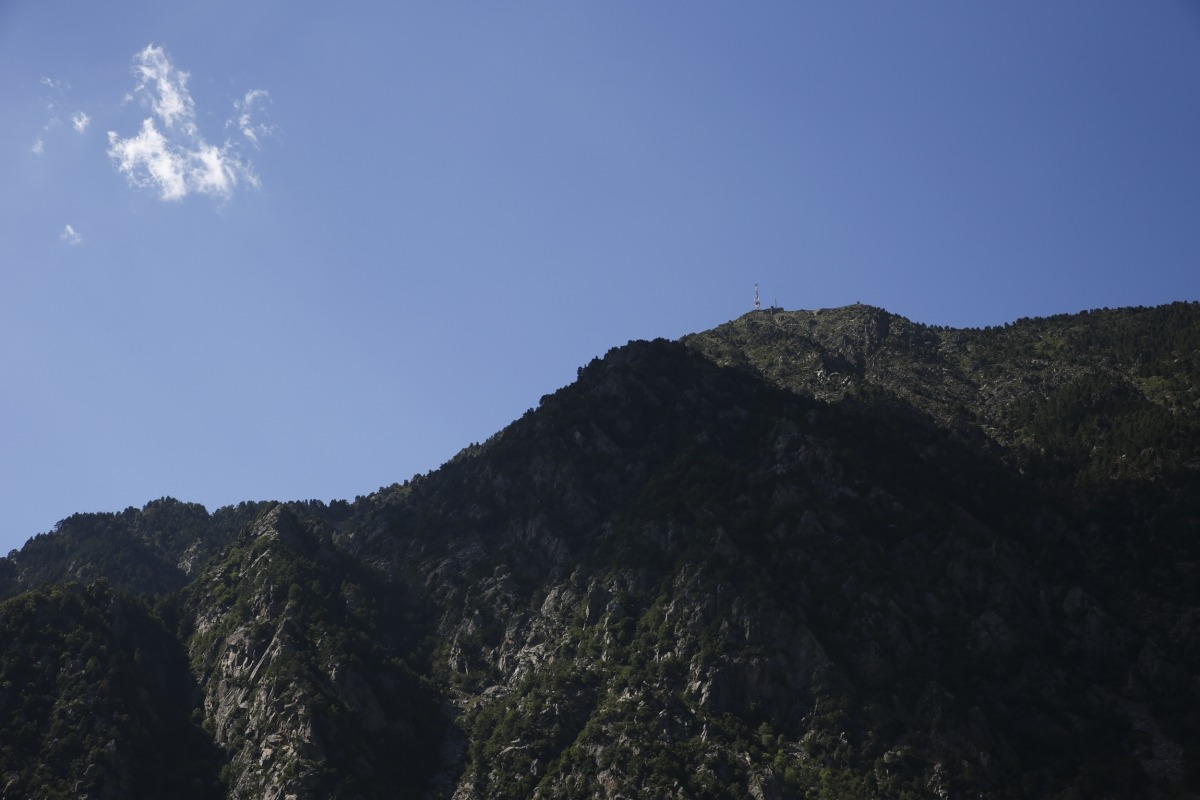 Imatge del pic del Carroi.