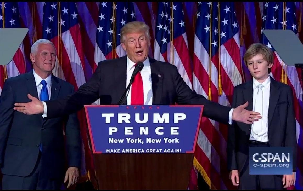 Sorpresa, respecte i preocupació davant la victòria electoral de Trump