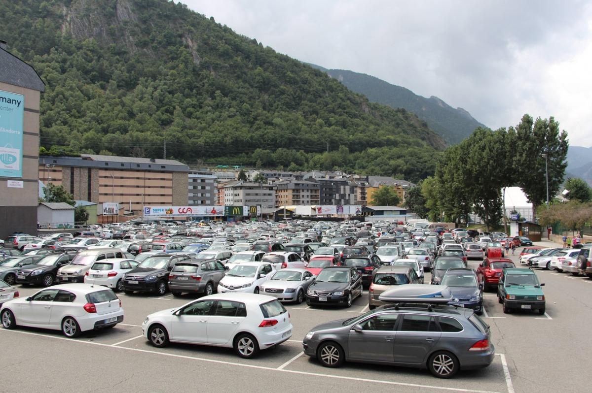 L'aparcament del Parc Central recuperarà totes les places dimarts vinent L'aparcament del Parc Central recuperarà totes les places dimarts vinent