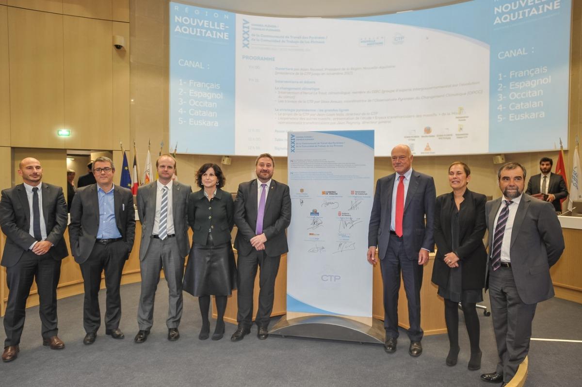 El Poctefa obre una segona convocatòria per finançar projectes per valor de 71,2 milions d'euros