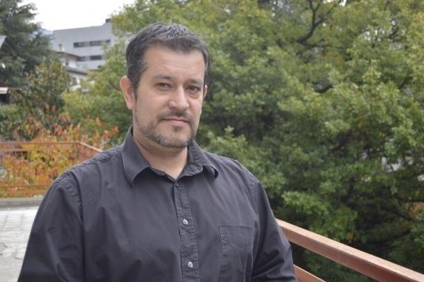 El president del Col·legi de Psicòlegs, Oscar Fernández.