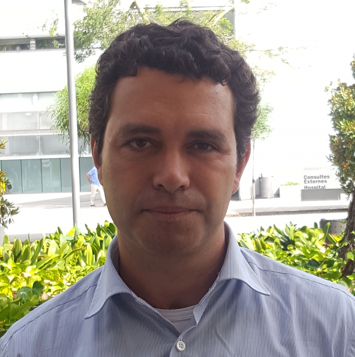 "Jaime Pujadas: ""Podríem calcular entre 50 i 60 pacients noves cada any i 1.500 visites"""