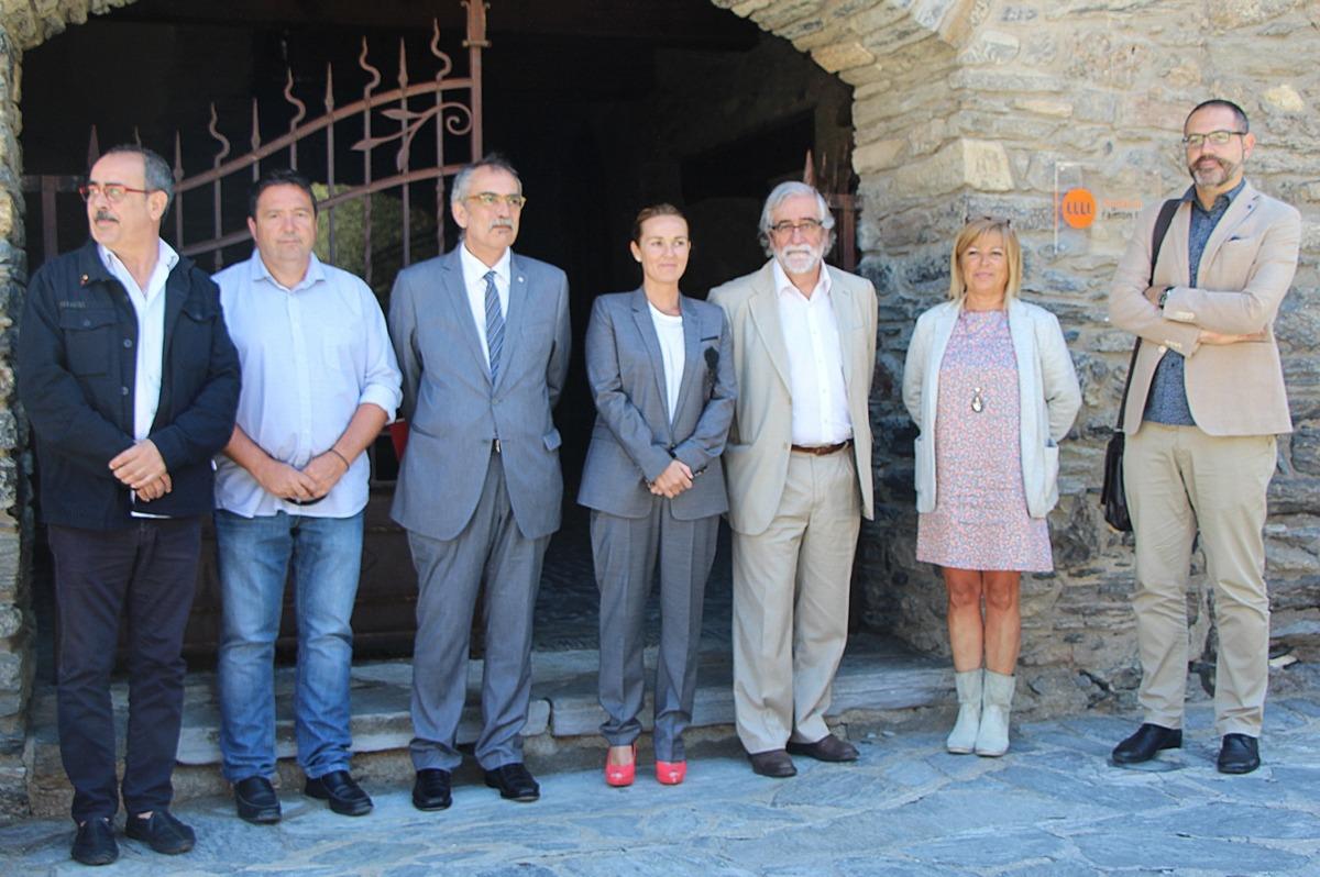 Els premis de la Fundació Ramon Llull es lliuraran a Andorra el mes de novembreEls premis de la Fundació Ramon Llull es lliuraran a Andorra el mes de novembre