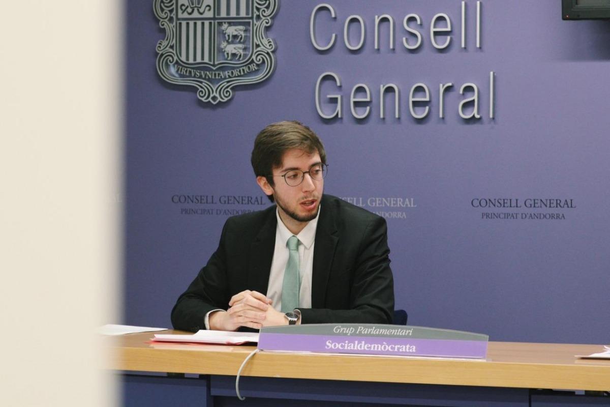El conseller general del PS Ro