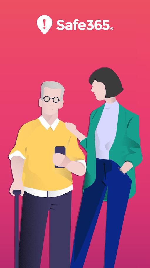 L'app permet tenir cura de les persones grans.