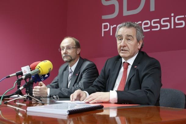SDP acusa Torres de mentir sobre el nou local d'Andorra Telecom