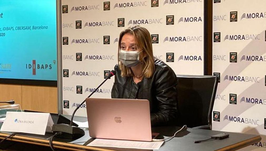 Sònia Bigordà pren el relleu d'ÒScar Fernández al capdavant del Copsia.