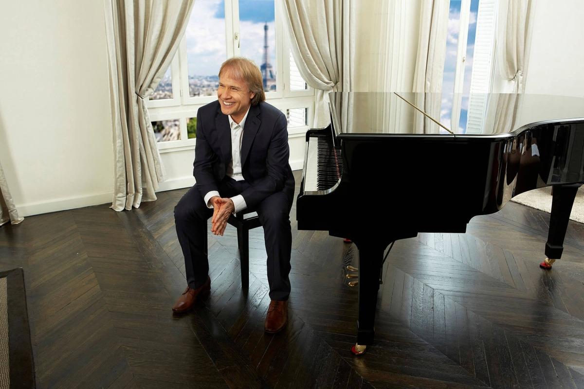 A la venda les entrades per al recital de Richard Clayderman, el 27 d'octubre al Prat del RoureConcert, Escaldes, recital, Andorra, Richard Clayderman, Ballade pour Adeline