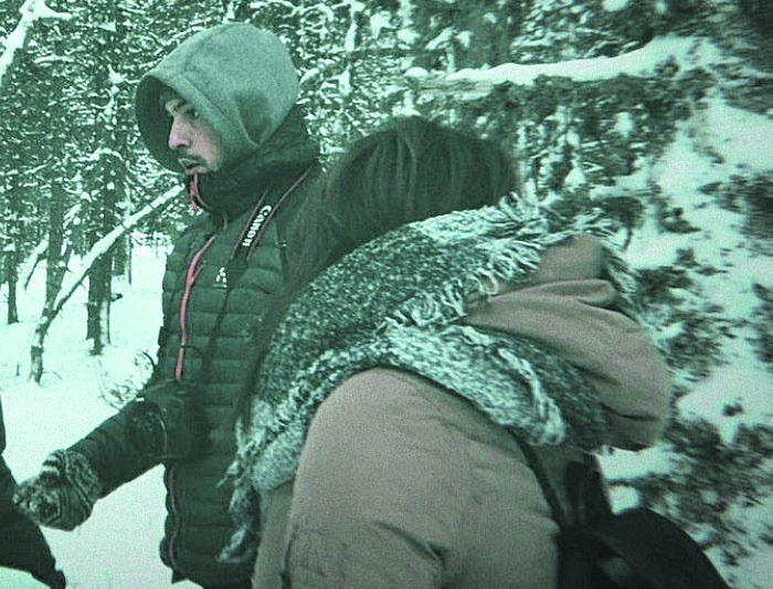 Andorra, cine, rodatge, Cortals, Beixalís, coll d'Ordino, Encamp, Aida Folch, Isak Férriz, Álvaro Rodríguez Areny, Boris Cartes, Le Blizzard, Wolves
