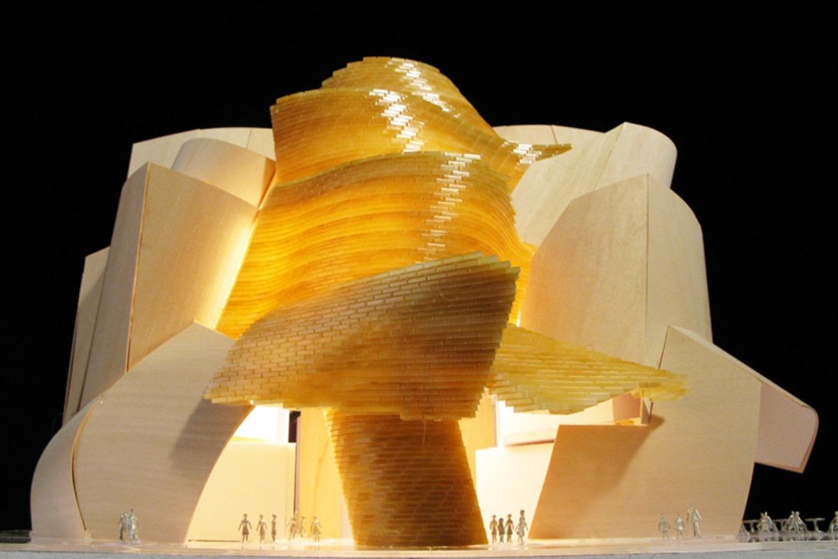 Andorra, Museu nacional, ponència, Toni Martí, Roser Suñé, Gehry
