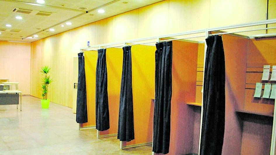 Un total de 27.278 persones estan cridades a les urnes aquest diumenge 7 d'abril.