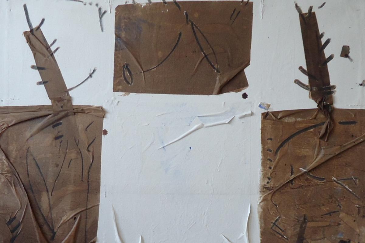 Part de l'obra que es pot veure a L'Estudi.