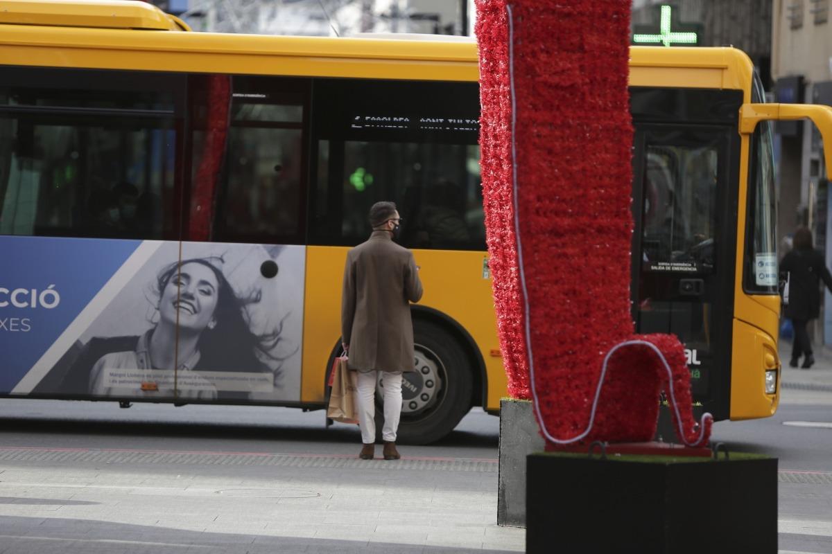 Mobilitat recomana moure's a peu o amb transport públic aquest dijous i divendres.