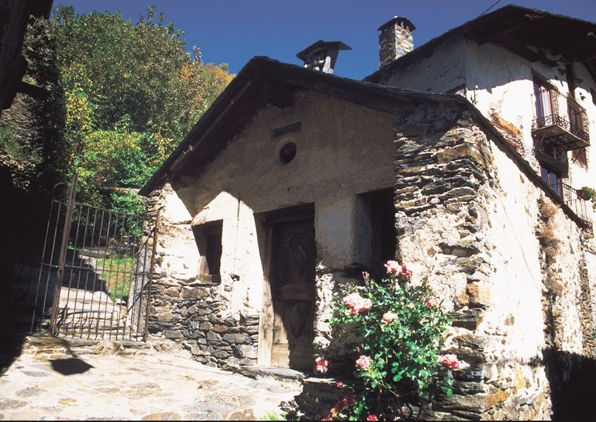 Sant Antoni de l'Aldosa.