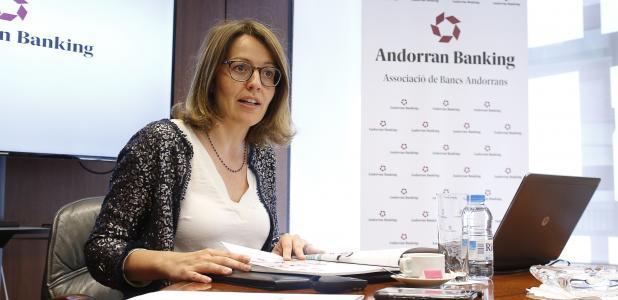 Puigcercós va comparèixer ahir per presentar l'Informe anual 2017.