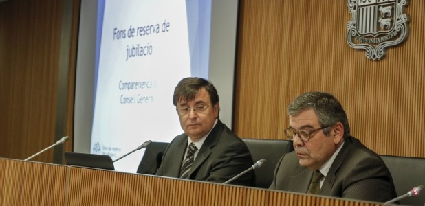 La cartera del Fons de reserva de jubilació ascendeix a 1.115 milions
